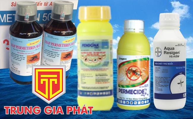 Sản phẩm được sử dụng để diệt muỗi tại Bình Thuận