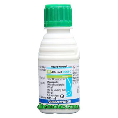 Thuốc diệt mối ALTRISET 200SC